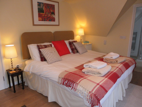 Super King or Twin - Belleview House B&B, Wells